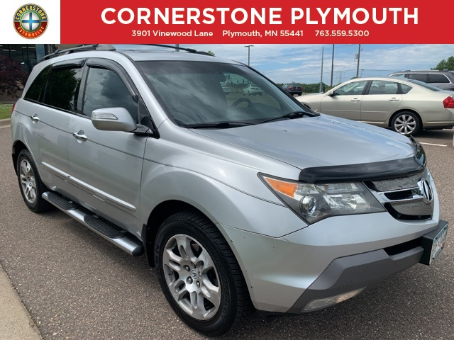Pre-Owned 2007 Acura MDX Technology