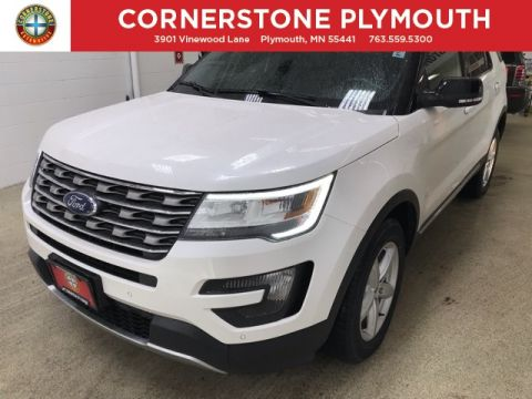 Used Ford Explorer For Sale in Plymouth | Cornerstone Plymouth