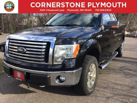 Pre-Owned 2011 Ford F-150 XLT