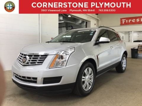 Pre-Owned 2015 Cadillac SRX Base
