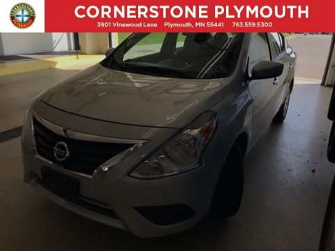 Pre-Owned 2017 Nissan Versa 1.6 SV