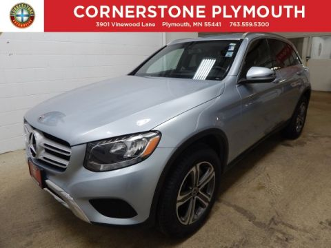 Pre Owned 2018 Mercedes Benz Glc 300